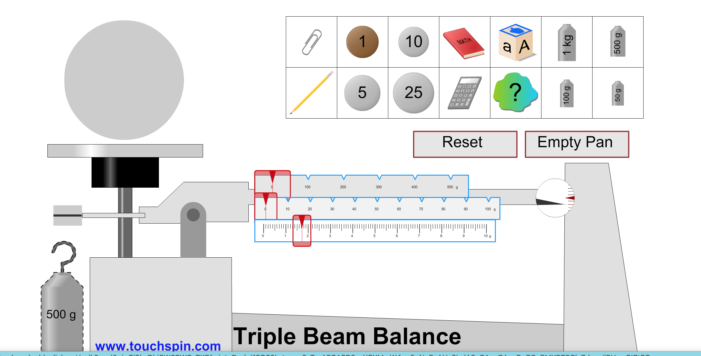 picture relating to Triple Beam Balance Worksheet Printable referred to as Looking through a Triple Beam Harmony (up to date) Heart College or university