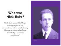 Bohr Diagrams (1)