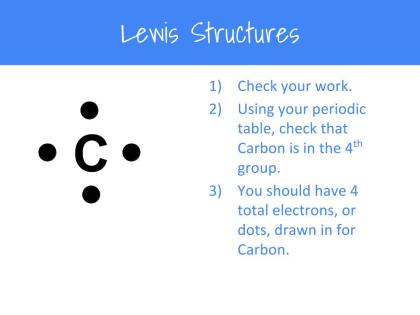 How to draw Lewis Structures (2)