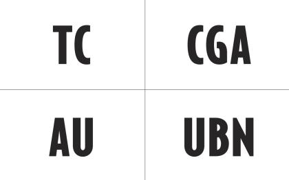 Image: Nonsense Letters - UEN